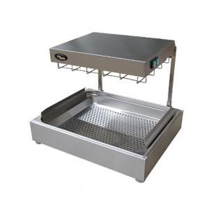 Аппарат для подогрева электрический (для картофеля фри) Ф2ПКЭ (670х610х620мм, 220В, 1,6кВт)