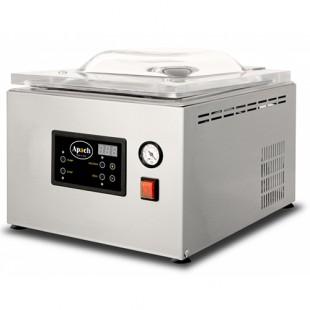 Аппарат вакуумной упаковки APACH AVM254 (357х475х335 мм, 4м3/ч, 0,35 кВт, 220В)