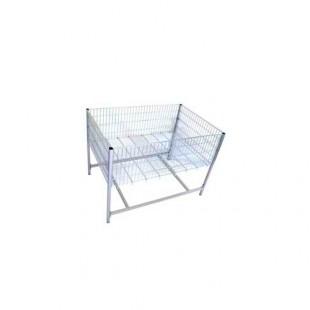 Стол для распродаж TS126 (1200х600х850мм, цинк)