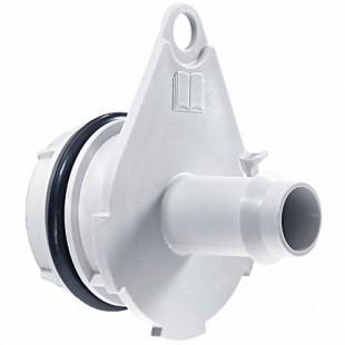 Адаптер для одного шланга диаметром 14 мм FM D14 12х120х170 мм