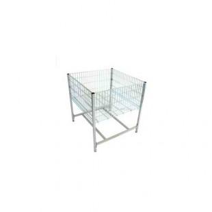 Стол для распродаж TS088 (800х800х850мм, цинк)