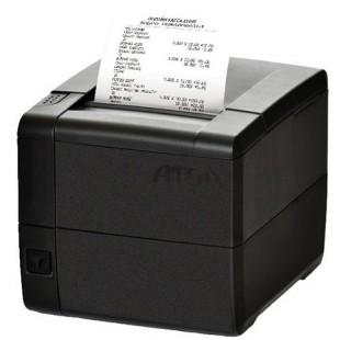 ККТ АТОЛ 25Ф. Черный. Без ФН/Без ЕНВД. RS+USB+Ethernet (5.0)