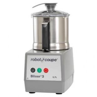 Бликсер ROBOT COUPE 3 (210х330х420 мм, 0,75 кВт, 220В)