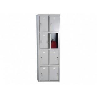 Шкаф для сумок ПРАКТИК Стандарт LS-24 (1830x575x500)