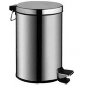 Ведро-контейнер для мусора с педалью G-teq 7л