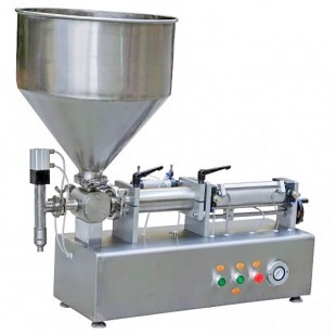 Дозатор поршневой настольный для пастообразных продуктов Hualian PPF-250T