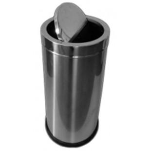 Ведро-контейнер для мусора G-teq с качающейся крышкой