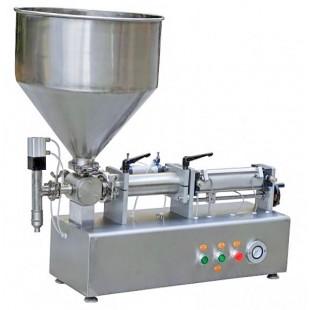 Дозатор поршневой настольный для пастообразных продуктов Hualian PPF-500T