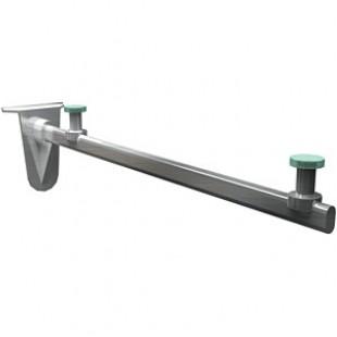 ASP 308 \ Полкодержатель для стеклянной полки