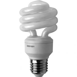 E27 20W 4200K \ Лампа энергосберегающая БЕСЦВЕТНАЯ