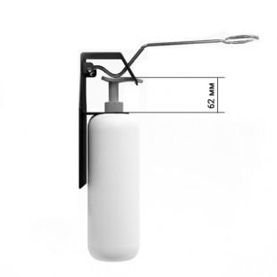 DAN-2 / Держатель для антисептика настенный локтевой