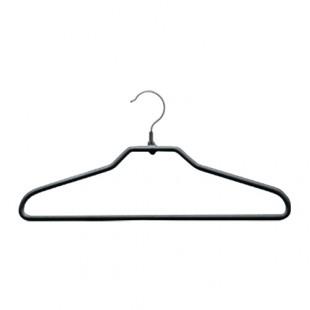 2230.WE \ Металлические вешалки-плечики для одежды (обрезиненные)