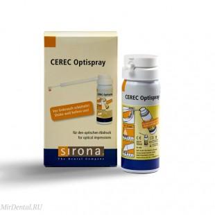 Cerec Opti Spray Спрей стоматологический 200 мл, в комплекте с распылительными насадками (3 шт.) Dentsply Sirona
