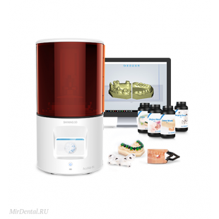 3D принтер AccuFab-D1 Shining 3D (Китай)