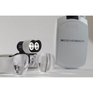 MaxDETAIL Бинокулярные лупы очки с осветителем Headlight Led Eschenbach (Германия)