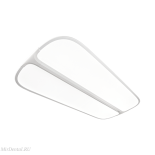 Clair Бестеневой светодиодный светильник без пульта и диммера с верхним светом D-TEC (Швеция)