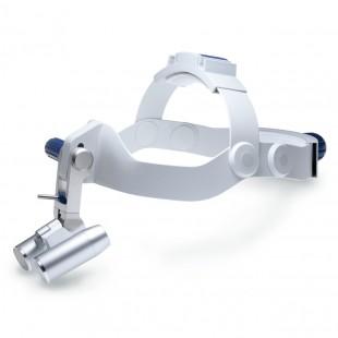 EyeMag Pro S Лупа бинокулярная налобная на головном обруче Carl Zeiss (Германия)
