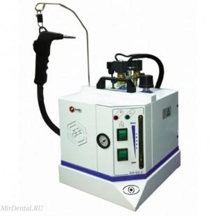 GP 92.5 A - пароструйный аппарат для обработки паром и водно-паровой смесью c автоматическим заливом воды OMEC (Италия)