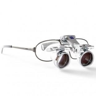 EyeMag Smart Лупа бинокулярная налобная Carl Zeiss (Германия)