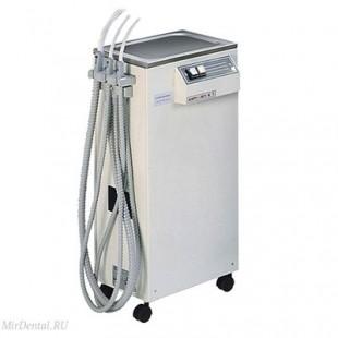 Aspi-Jet 6 Аспиратор стоматологический мобильный влажного типа (автономный всасывающий насос) Cattani (Италия)