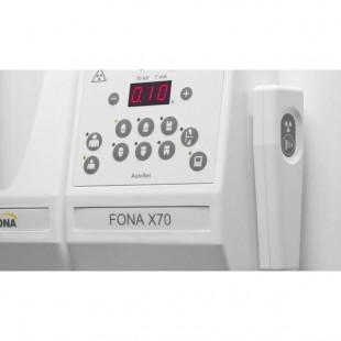 Fona X70. Низкочастотный рентген-аппарат на мобильной стойке FONA Dental
