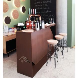 Барная мебель Итальянец для пивного магазина бара и ресторана