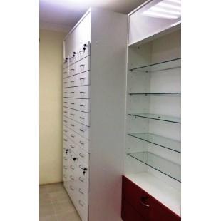 "Мебель ""Белон"" для аптеки"
