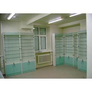 """Мебель""""Сарго"""" для аптеки"""