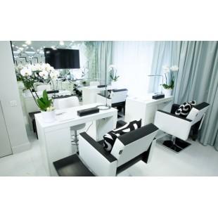 """Комплект мебели """"Бретон"""" для салона маникюра"""