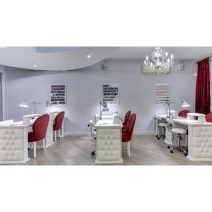 """Комплект мебели """"Дакар"""" для салона маникюра"""