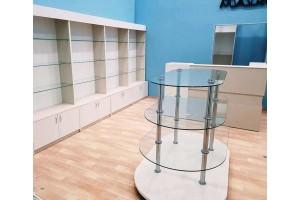 Мебель для магазина обуви