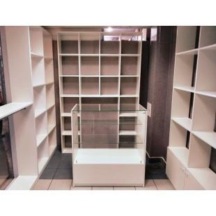 """Комплект мебели """"Нисса"""" для магазина обуви"""
