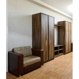 "Комплект мебели ""Эбен"" для гостиницы"