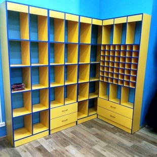 """Комплект мебели """"Анмас"""" для магазина одежды"""