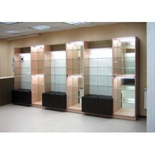 """Торговая мебель """"Ароник"""" для магазина одежды"""