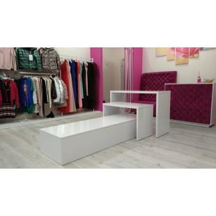 """Торговая мебель """"Баунт"""" для магазина одежды"""