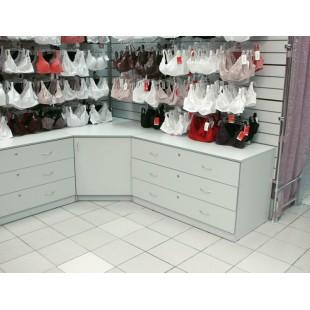"""Торговая мебель """"Лабаз"""" для магазина одежды"""