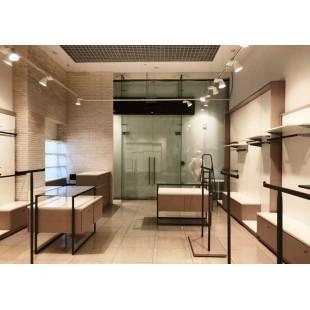 """Торговая мебель """"Тис"""" для магазина одежды"""