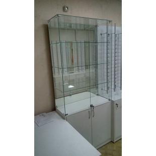 """Комплект мебели """"Алькон"""" для магазина оптики"""