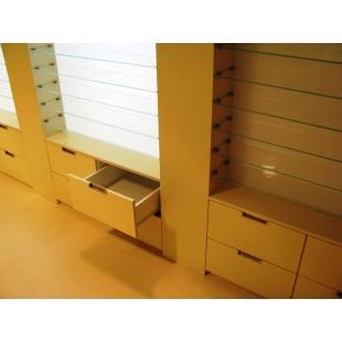 "Комплект мебели ""Арион"" для магазина оптики"