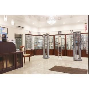 """Комплект мебели """"Берси"""" для магазина оптики"""