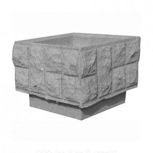 Вазон бетонный Ц-4-3