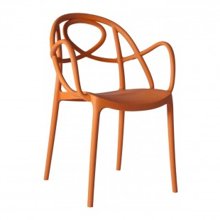 Кресло пластиковое Etoile-P