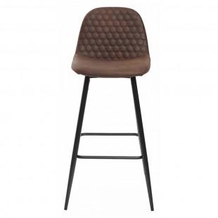 Барный стул Lion коричневый