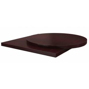 Столешница HPL, 40 мм, круглая