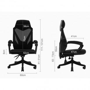 Кресло реклайнер Hbada 133WMJ