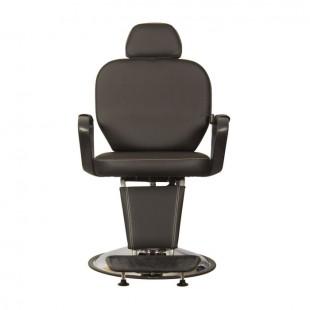 Кресло мужское Barber МД-8500 коричневый матовый