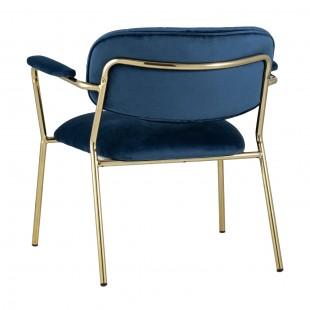 Кресло Кэрол синий