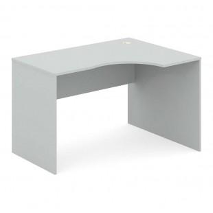 Письменный стол Моултри белый шагрень