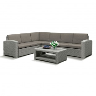 Комплект мебели под ротанг GRAND 5